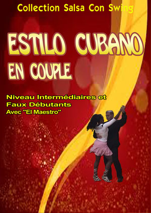 Partnering Cuban Salsa Style - Advanced Beginners Level