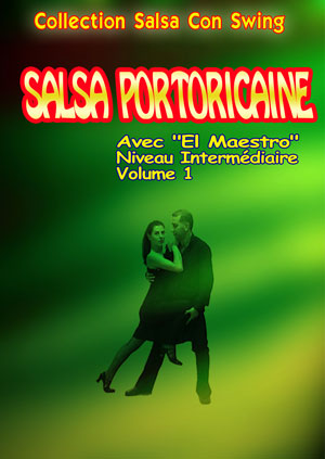 Salsa Mambo - Intermediate Level - Volume 1
