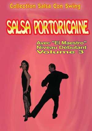 Salsa Mambo - Advanced Beginners Level - Volume 3