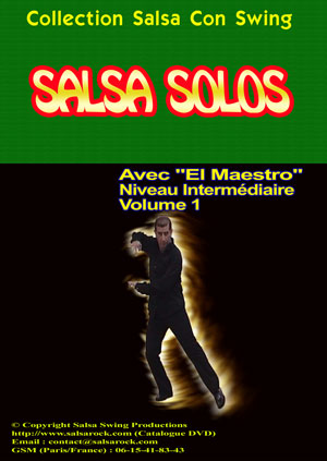 Salsa Solos (Lady Styling) - Intermédiaire - Volume 1